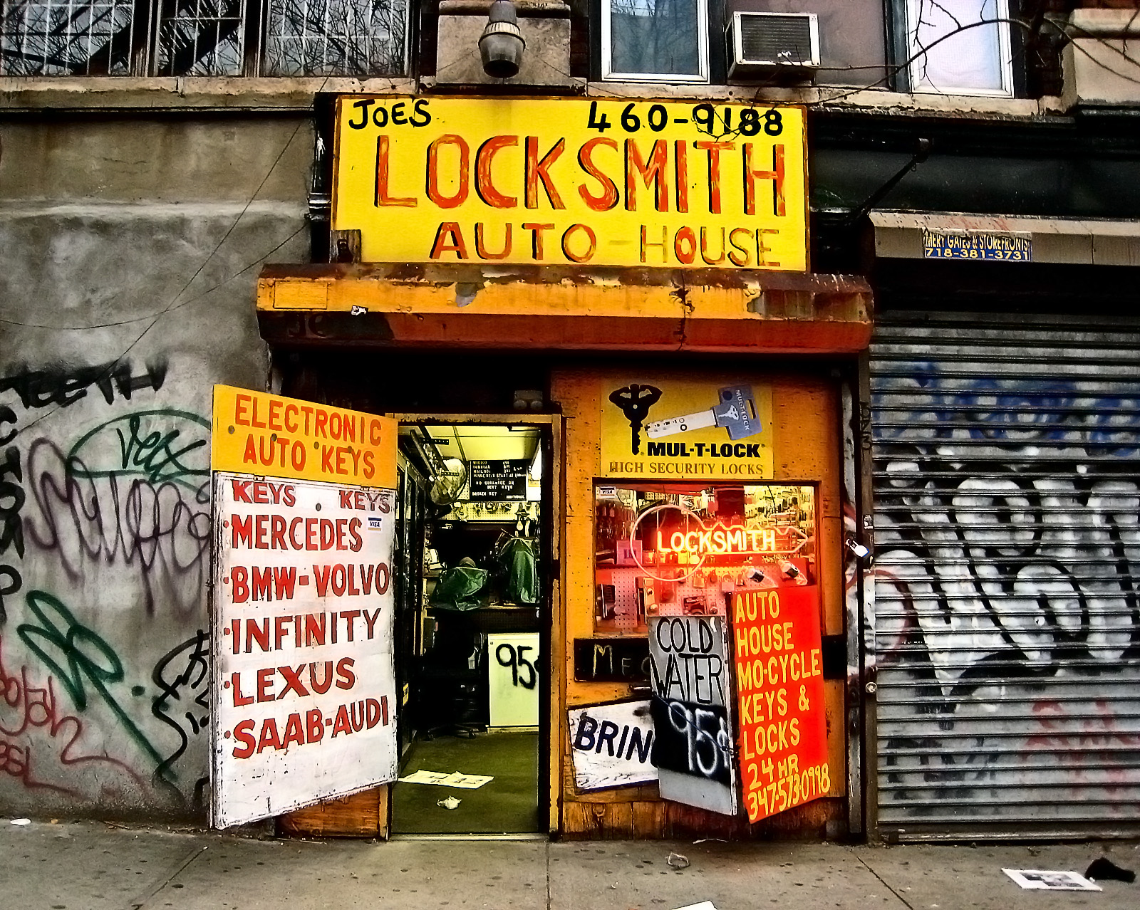 Joe's Locksmith
