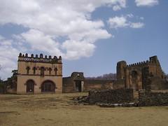 Gondar Castles