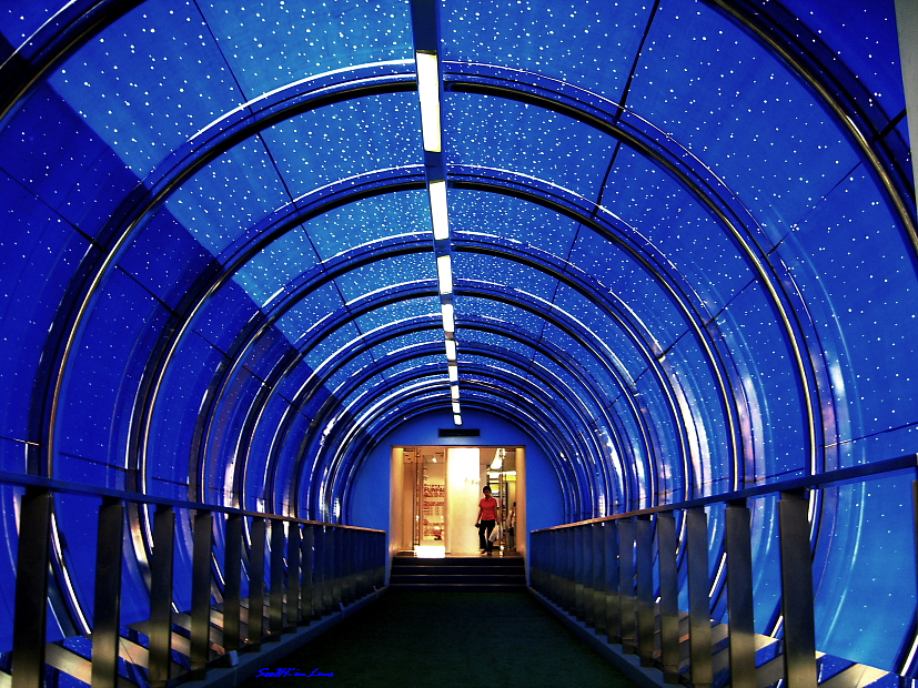 """Tunnel"" @ Siam Square, Bangkok, Thailand"
