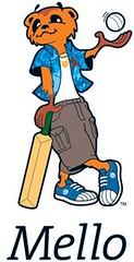 Cricket World Cup Mascot - Mello
