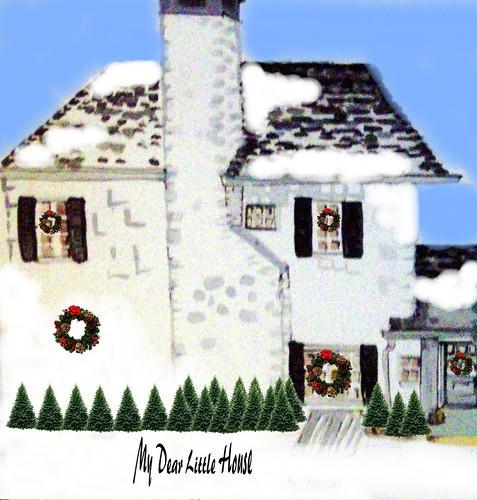 My Dear Little House