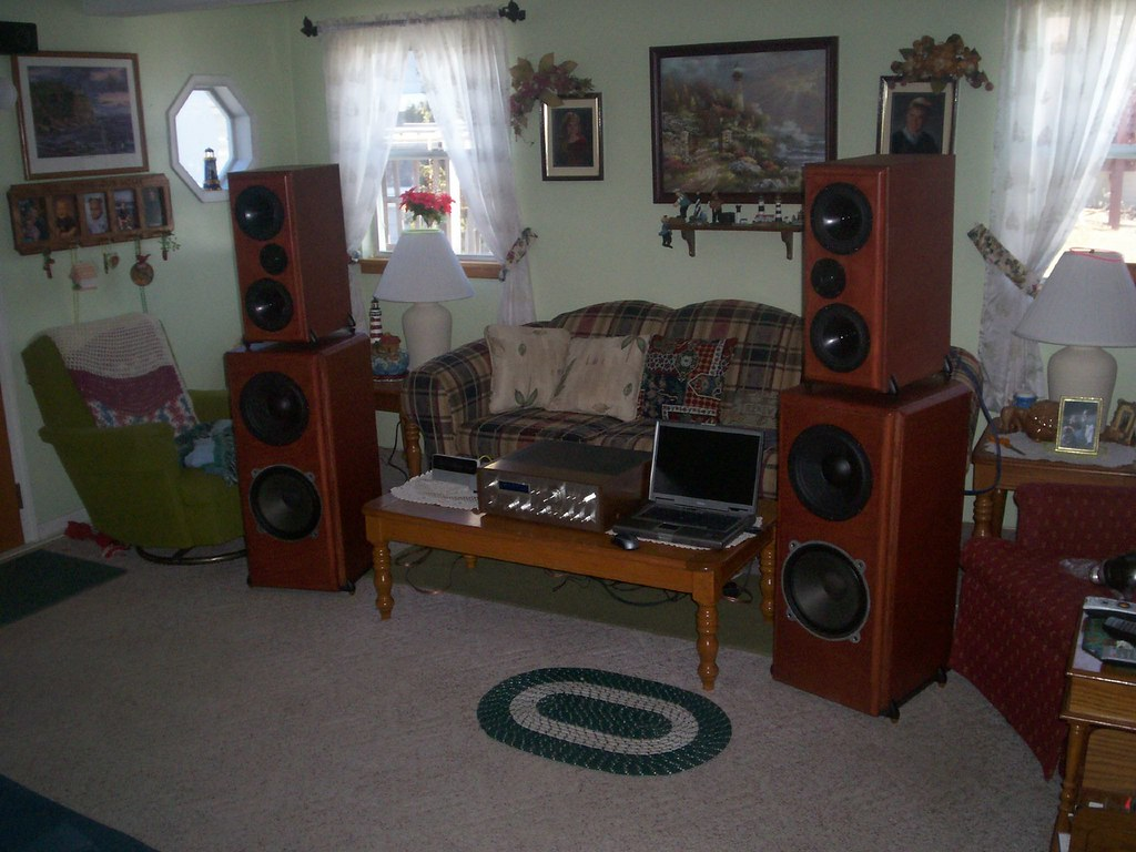 Show Us Your Diy Speaker Projects Page 15 Audiokarma Home Audio Project 116 Subwoofer Amp