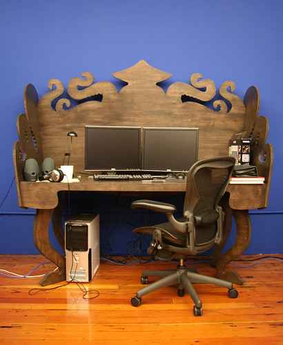 squid desk