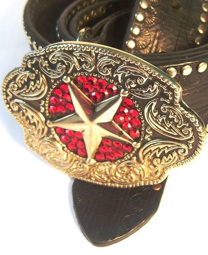 belt cowboy buckle rhinestones scavengerhunt twtme wowiekazowie twtmesh110713
