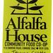 Alfalfa House Card