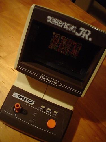 Donkey Kong Jr. Table Top (1983)