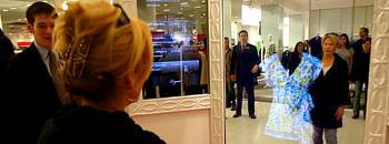 espejo interactivo