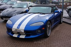 Dodge Viper RT/10, 1998 (stephenhanafin) Tags: cars motors dodge 1998 viper rt10 autosalonsingen