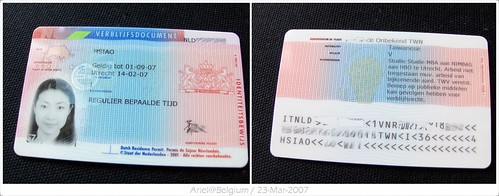 netherlands ID card