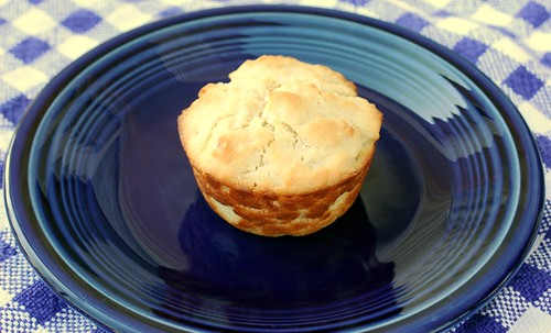Yeast Muffins