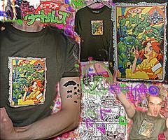 'tokkustom-g0g0-Kame-Ninja-tee' (tOkKa) Tags: tokka target starwars lukeskywalker jarjarbinks donatello michelangelo raphael tarkin leia landpo han chewie c3p0 r2d2 honkkong tshirt teeshirt tee custom saki shredder bebop rocksteady leonardo tmnt teenagemutantninjaturtles imagesrctokkaterrible2zcom
