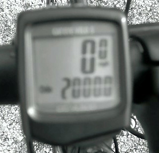 2000 Miles on a bike