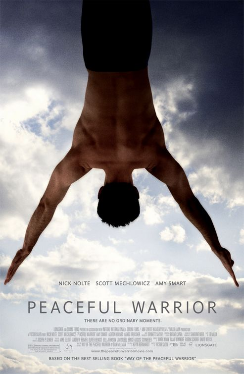Peaceful Warrior poster.qxd