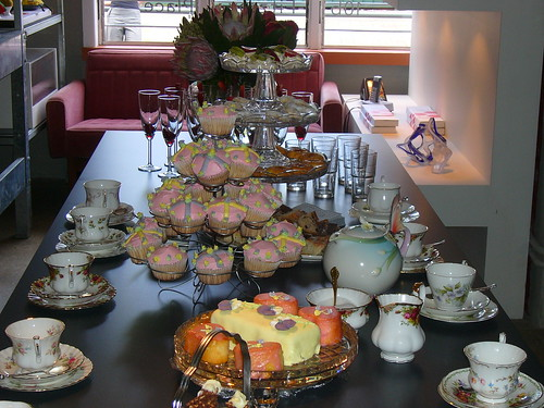 High Tea by The Cupcake Princess.
