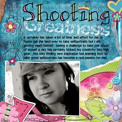 Shooting Greatness!