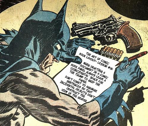 bat letter