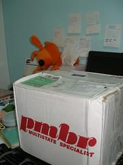 Parcel arrived!