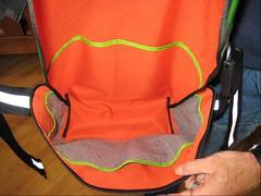 Inside... orange
