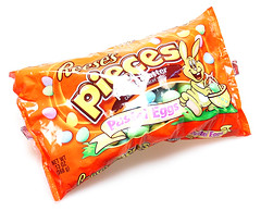 Reese's Pieces Pastel Eggs