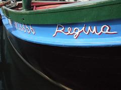 boat in venice laguna
