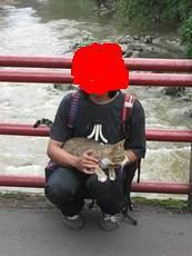 dokter komik pangku kucing