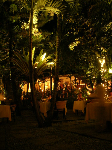 Mozaic restaurante gourmet en Bali