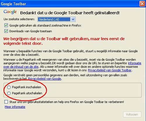 google-toolbar-installeren-pagerank-inschakelen