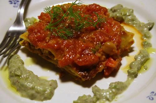 Husbear's Lasagna