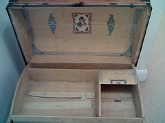 Inside the chest