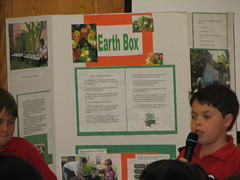 Miamia Country Day School on combating world hunger