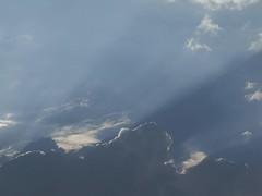 the silver lining (sajla1) Tags: sky india chhattisgarh
