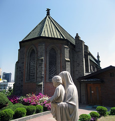 Wonhyoro Catholic Church