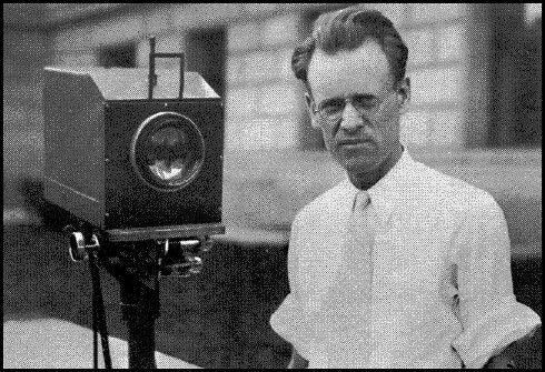 Philo Farnsworth, Inventor of