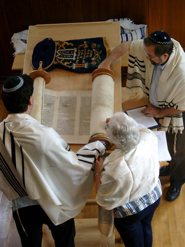 Kriat haTorah - Reading the torah