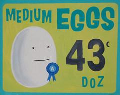 Medium Eggs