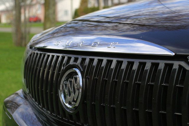 car buick rendezvous