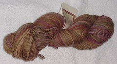 Spirit Trail Fiberworks Sock Yarn