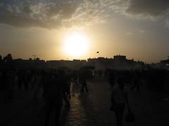 Jama'a el-Fnaa - Marrakech (msa70) Tags: morocco marocco marrakech jama'aelfnaa grcrepuscolo