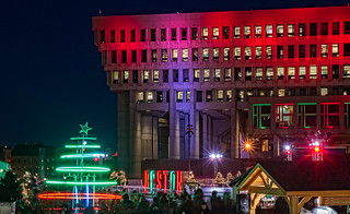 A City Hall Christmas