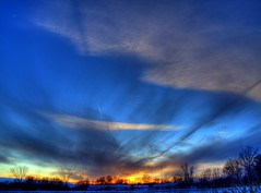 Winter sunset (Jamie Amodeo) Tags: sunset snow ontario canada clouds bravo searchthebest picasa olympus explore soe hdr blueribbon e500 photomatix intrestingness magicdonkey i500 evolt500 intrestingness7 abigfave colorphotoaward impressedbeauty jamieamodeo