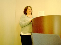 Felicia Sullivan at PSO