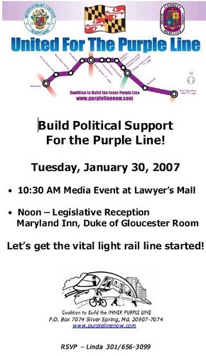 United for the Purple Line