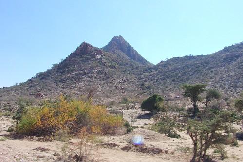 Along the road to Berbera