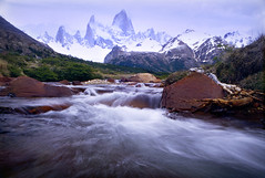 Cerro Fitz Roy, Argentina/Chile - by * hiro008