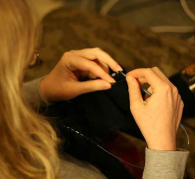 Sesame Knitting