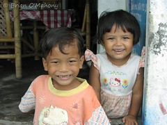Smiling Duo (Brian O'Mahony) Tags: family bali beautiful beauty smile kids children indonesia asian happy southeastasia top20childportrait hindu indonesian top20flickrkids lovina balinese cutekids cantik top20kidhallfame brianomahony beautifulbali thephotographiceye exceptionallybeautifulbaligallery