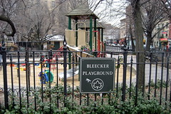 NYC - West Village: Bleecker Playground  by wallyg, on Flickr