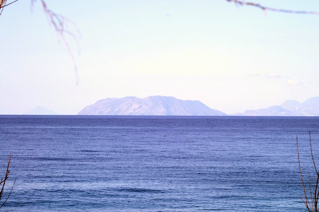 Isole Eolie from Milazzo