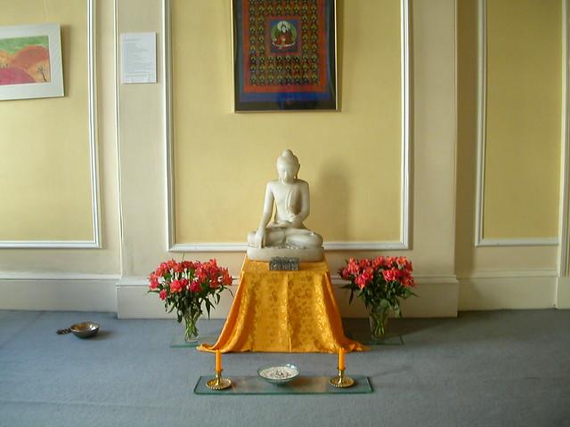 Glasgow second shrine room