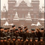 Happy Christmas (War is Over): Red Square 1988